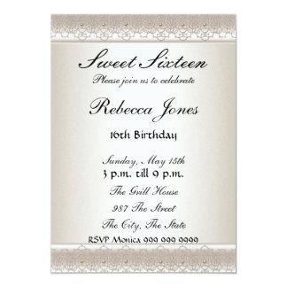 Invitación 16 del dulce dieciséis