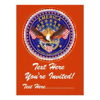 Invitación 6 5 x 8 75 América no olvidada…
