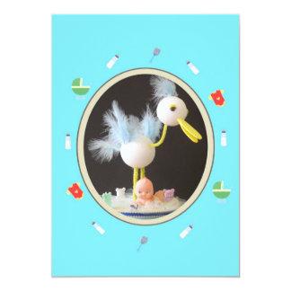 Invitacion a Baby Shower Invitación 12,7 X 17,8 Cm