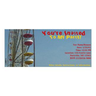 Invitación al circo