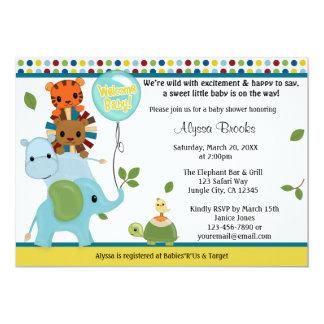 Invitación animal APK #2 de la fiesta de