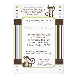 invitación animal de la fiesta de bienvenida al be