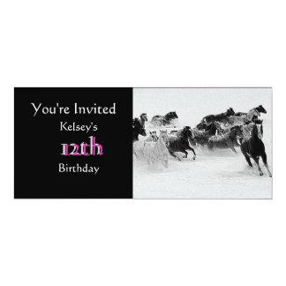 Invitación árabe del fiesta del caballo