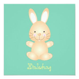 Invitación Bunny