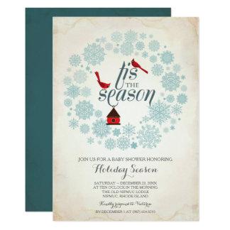 Invitación de diciembre, tis la estación