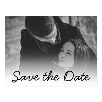 Invitación de encargo dulce del boda de la fecha