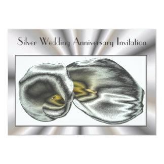 Invitación de la bodas de plata