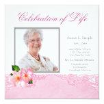 Invitación de la ceremonia conmemorativa de la