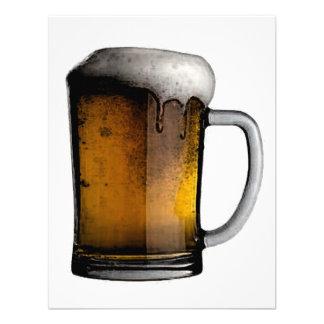 Invitación de la cerveza
