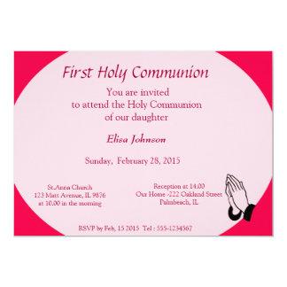 Invitación de la comunión