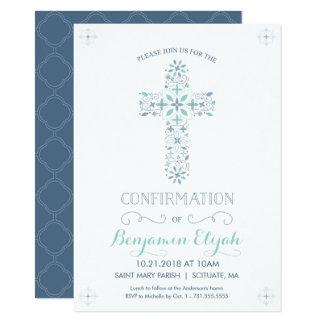 Invitación de la confirmación - el católico invita