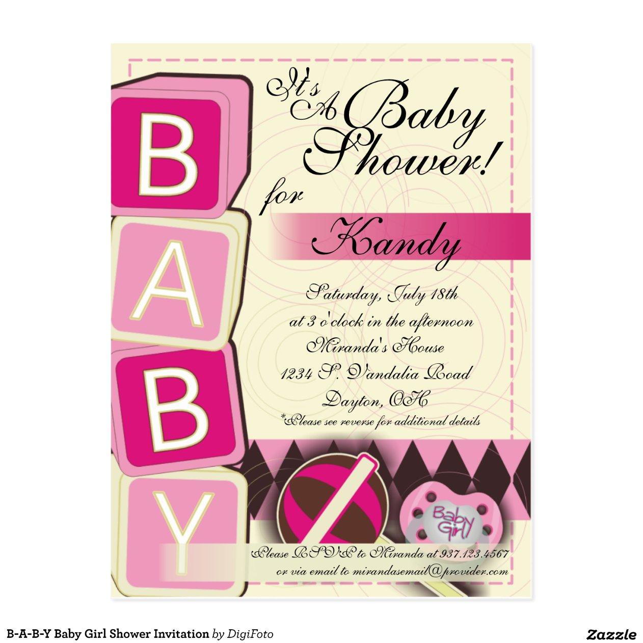 Invitación Babyboy De La Ducha Tarjetas Zazzle