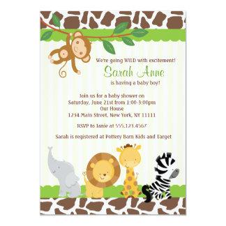 Invitaciones para celebrar Baby Shower en Zazzle