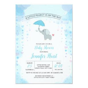 Invitaciones Elefante Zazzle Es