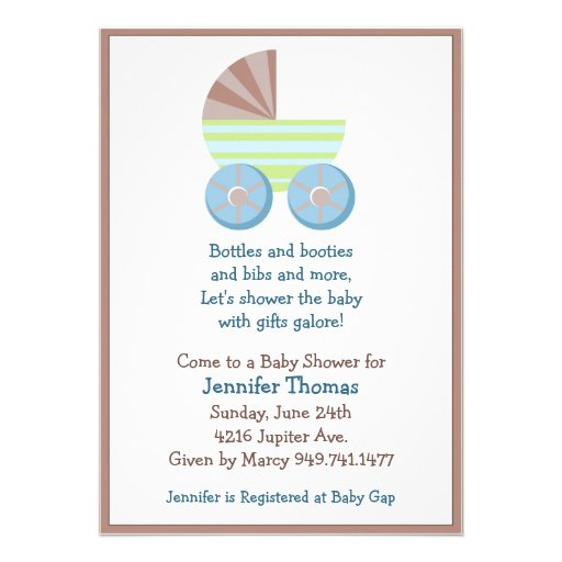 Baby Boy Invite with perfect invitations ideas