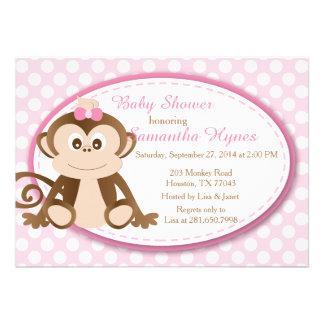 Invitación de la fiesta de bienvenida al bebé cump
