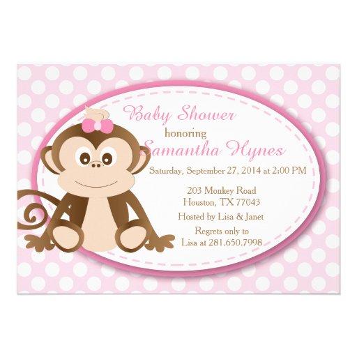 Invitación de la fiesta de bienvenida al bebé/cump