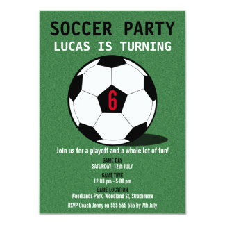 Invitación de la fiesta de cumpleaños del balón de