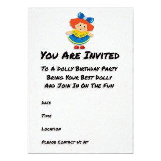 Invitación de la fiesta de cumpleaños del carro