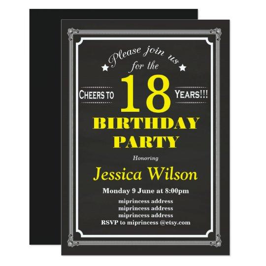 Invitación de la fiesta de cumpleaños, fondo de la