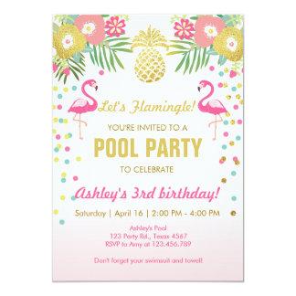 Fiesta<br />en la piscina
