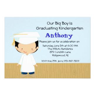 Invitación de la graduación de nuestro muchacho gr