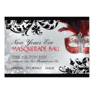 Invitación de la mascarada