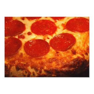 Invitación de la pizza