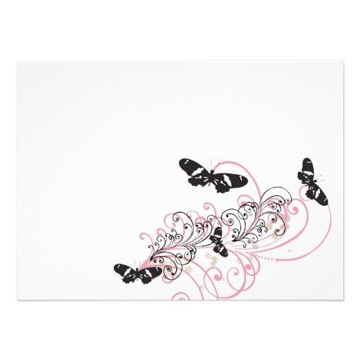 Invitación de las mariposas