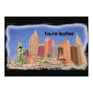 Invitación de Las Vegas