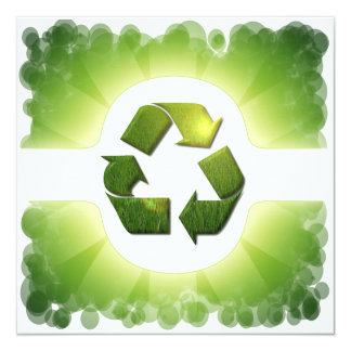 Invitación de los aspectos medioambientales