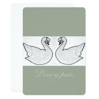Invitación de los cisnes