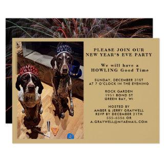 Invitación de los perros y de los fuegos