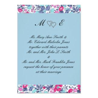 Invitación de matrimonio