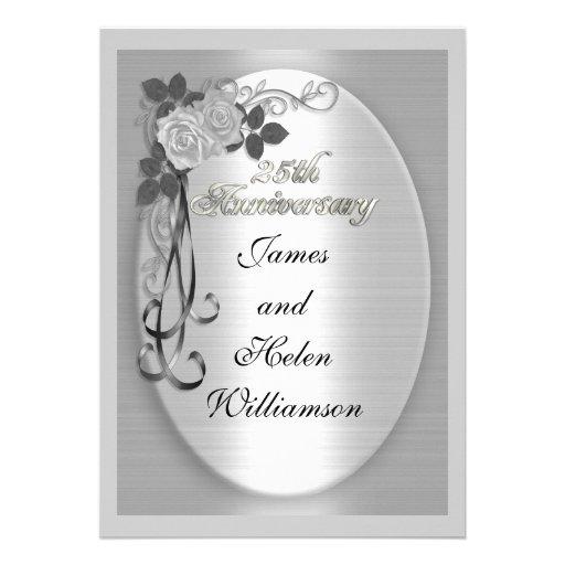 invitacion_del_aniversario_de_bodas_de_plata