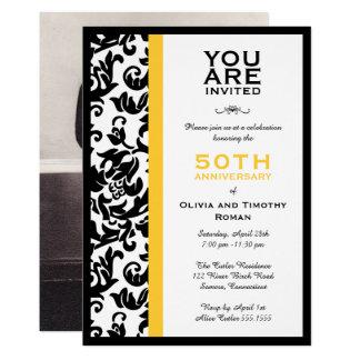 Invitación del aniversario de la frontera del