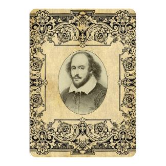 Invitación del boda de Shakespeare