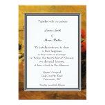 invitación del boda del día de fiesta. Van Gogh