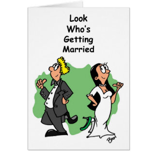 Invitación del compromiso de la boda tarjeta de felicitación