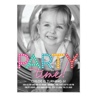 Echa un vistazo a las invitaciones para fiestas de cumpleaños para niños de Zazzle