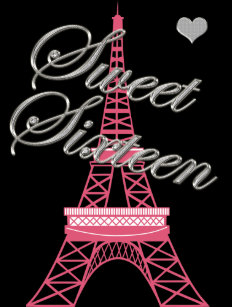 Invitaciones Torre Eiffel De Plata Zazzle Es