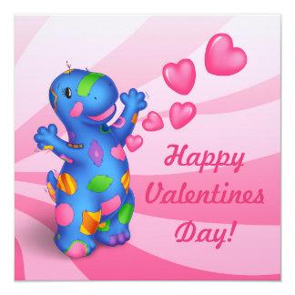 Invitación del día de San Valentín de