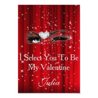 Invitación del día de San Valentín de Marilyn