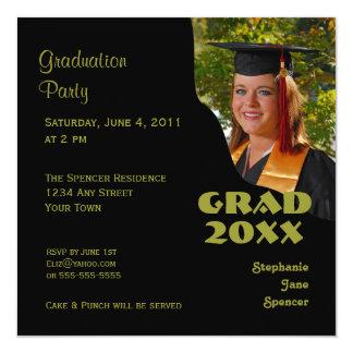 Invitación del fiesta del graduado 20xx