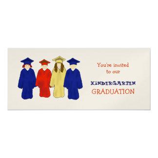 Invitación del fiesta del graduado de la guardería