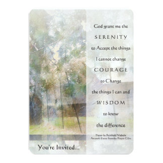 Invitación del granero de la acuarela del rezo de invitación 12,7 x 17,8 cm
