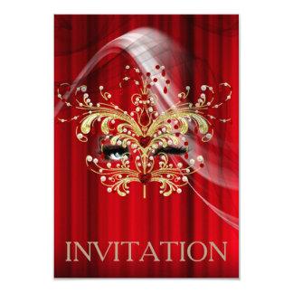 Invitación del Musical del teatro de Marilyn