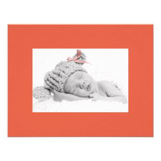 Invitación del nacimiento - Argyle y tango de las