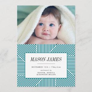 Invitación Del Nacimiento Invitación Del Bebé
