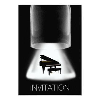 Invitación del Vip de la música de festival del